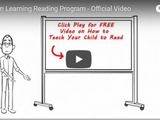 Child Reading & Learning Fast
