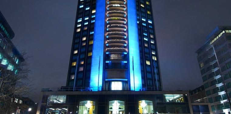London Hilton Park Lane Hotel