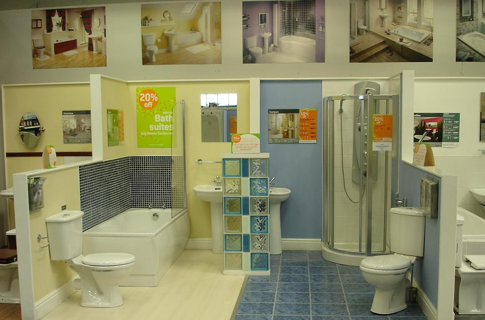 Homebase Basic Bathroom Suite