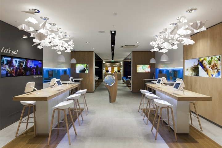 Thomas cook group infogurushop for Interior design agency milano