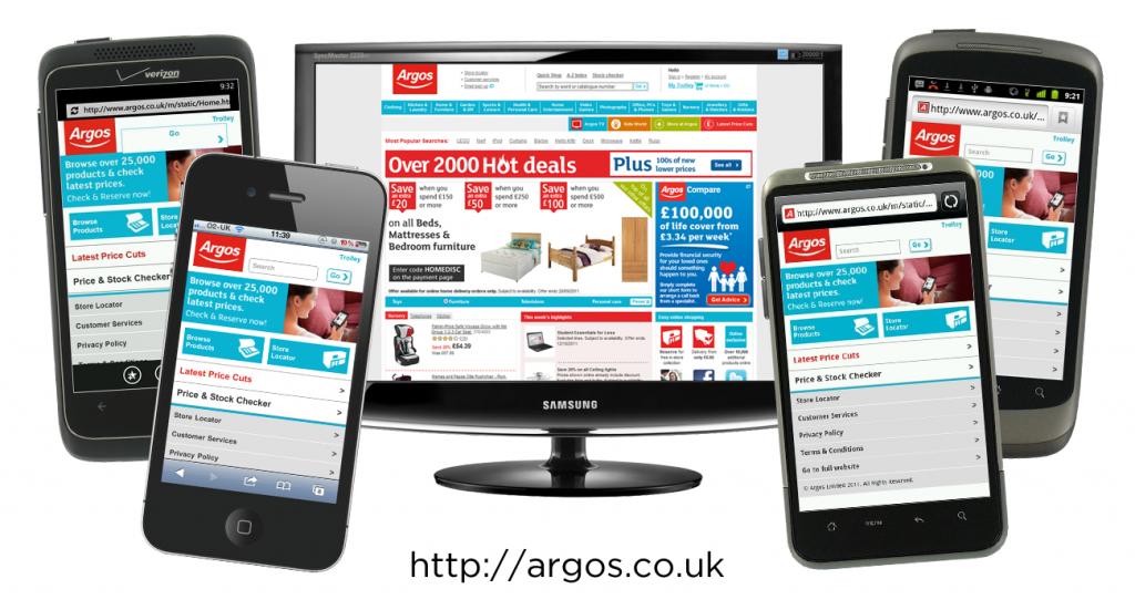 Argos – Infogurushop