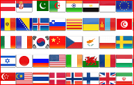 Countries List: