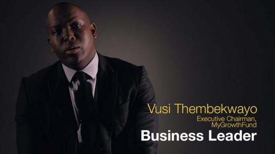 Vusi Thembekwayo